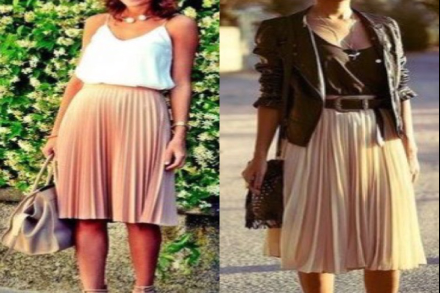 Midi skirt styles - Pinteresting Monday on Beautitude