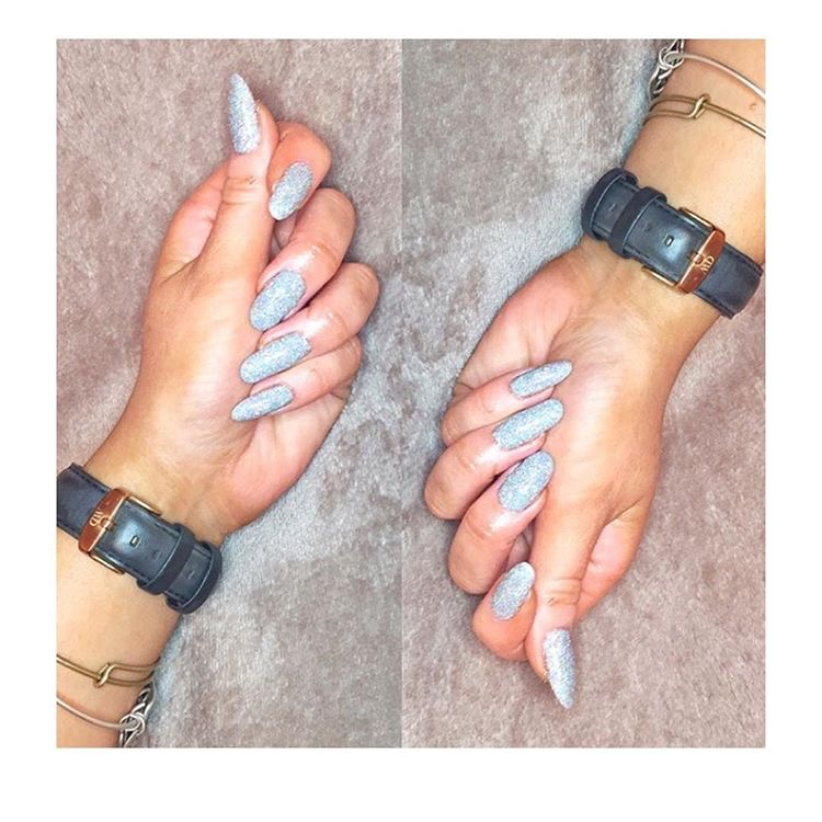 Can Craft Glitters Be Used In Nails