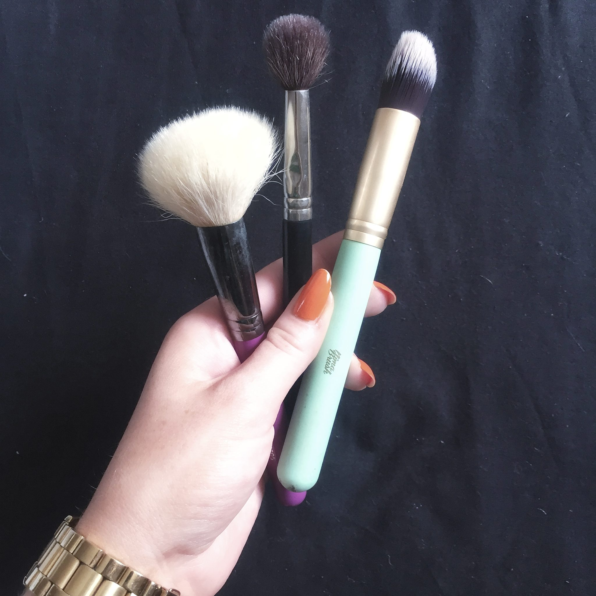 9a0a8389112b Favourite makeup brushes for everyday - Nima Brush, Buff&Blend ...