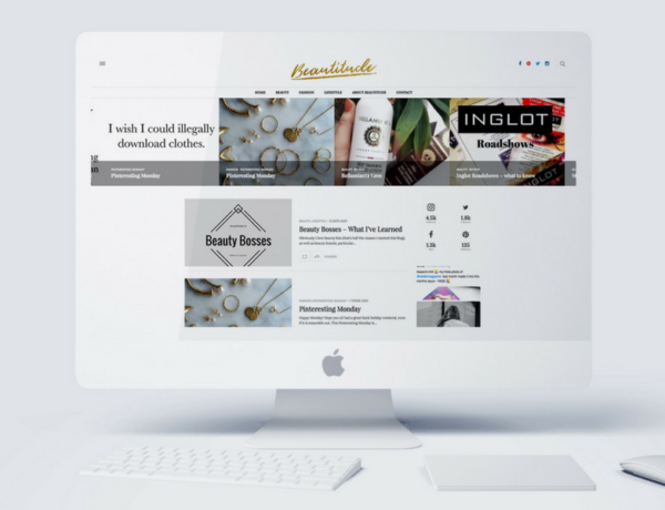 Creating Your First Media Kit - Simple Tips on beautitude.ie - Simple tips for creating your first media kit for your blog