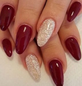 I M Only After Getting The Shellac On My Nails Done And Luckily Got Myself In For Just Before Christmas