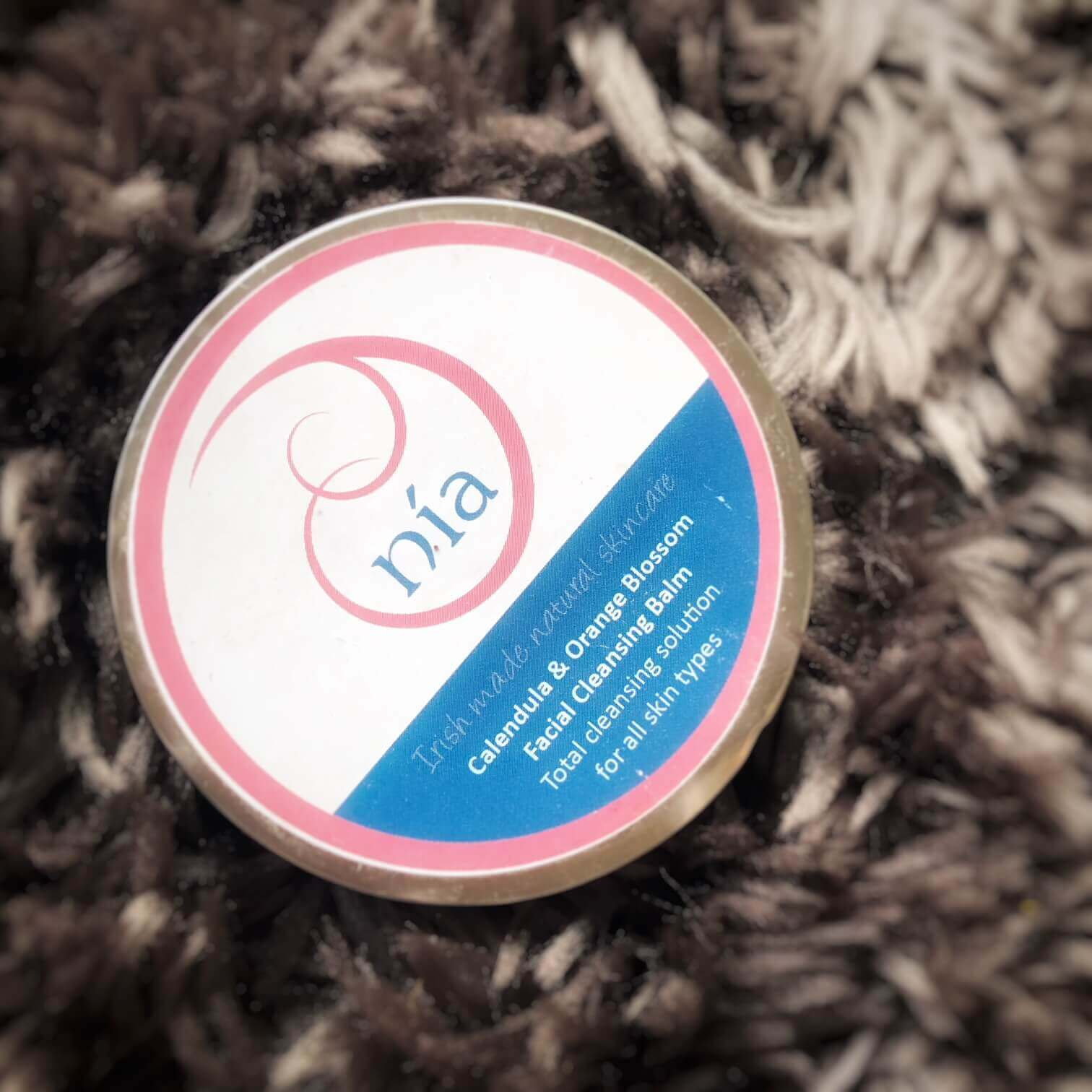 Nia Natural Beauty Balm Cleanser Review on beautitude.ie